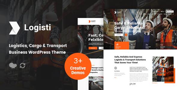 Download Logisti – Logistics & Transport WordPress Theme Free Nulled