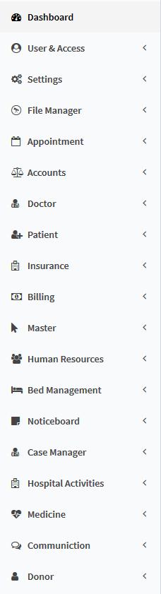 SOLID HMS (Hospital Management System) Open Source dot net core mvc | C#