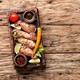 Grilled squid with vegetables - PhotoDune Item for Sale