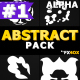 Abstract Shapes Pack | Motion Graphics Pack - VideoHive Item for Sale