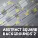 Abstract Square Backgrounds 2 - VideoHive Item for Sale