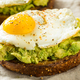 Homemade Avocado Toast with Eggs - PhotoDune Item for Sale