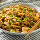 Homemade Japanese Mapo Tofu Udon Noodles - PhotoDune Item for Sale