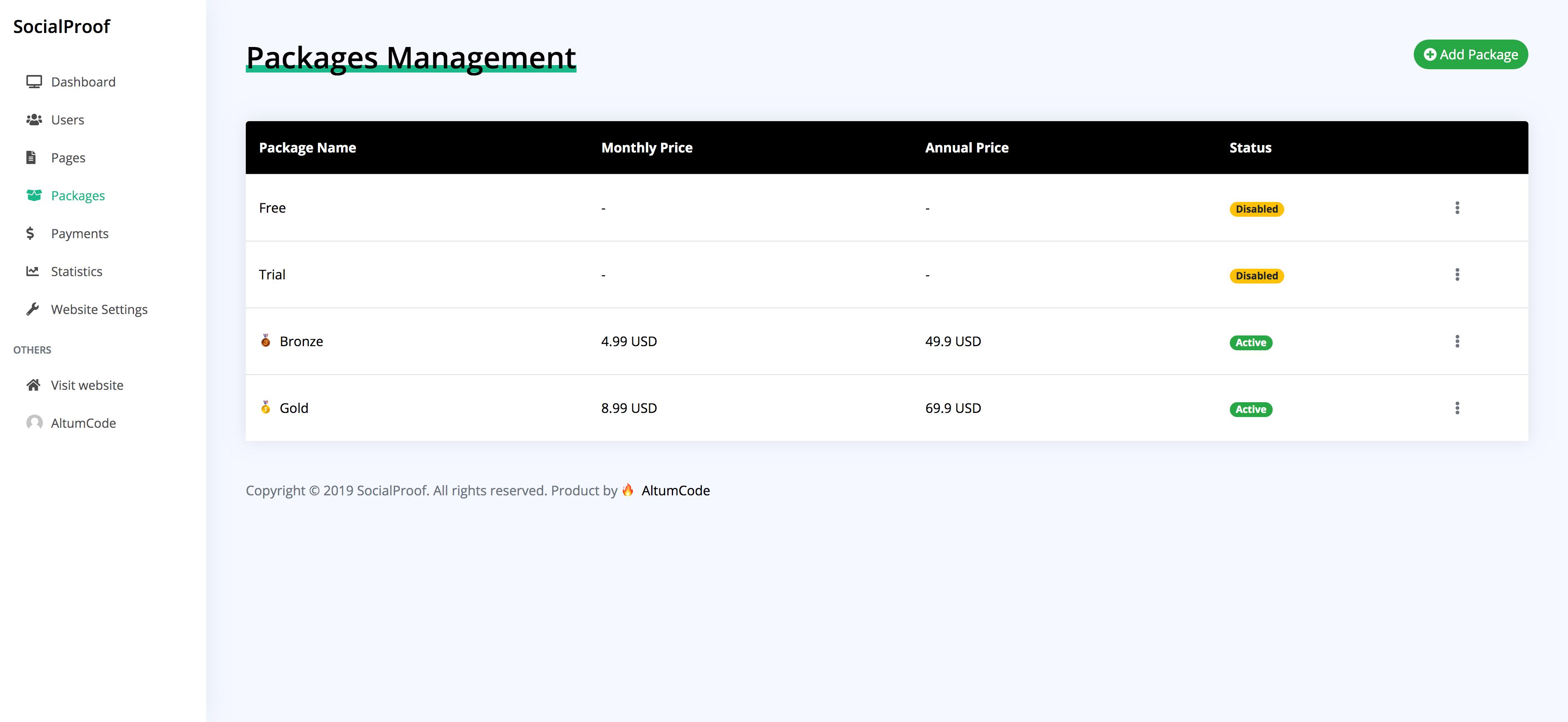 Social Proof - Skyrocket Conversions & Growth ( SaaS Platform )