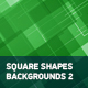 Square Shapes Backgrounds 2 - VideoHive Item for Sale