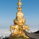golden buddha in emei mountain - PhotoDune Item for Sale