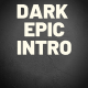 Powerful Dark and Epic Logo