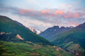 View of beautiful mountains in northern caucasus - PhotoDune Item for Sale