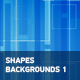 Shapes Backgrounds 1 - VideoHive Item for Sale