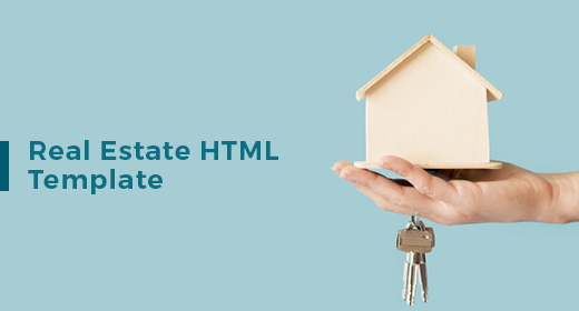 Best Real Estate HTML Templates