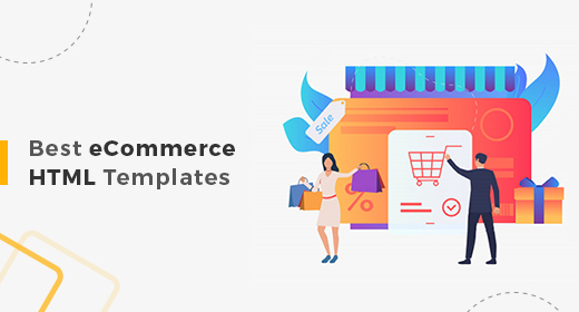 Best eCommerce HTML Templates 2019