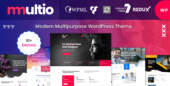 Multio - Multipurpose Business WordPress