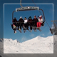 Mountain Skiers In The Alps - VideoHive Item for Sale