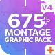Montage Graphic Pack / Titles / Transitions / Lower Thirds and more - VideoHive Item for Sale