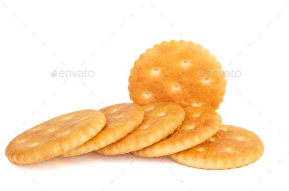 Few crackers - Stock Photo - Images