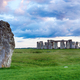 Dusk over Stonehenge - PhotoDune Item for Sale