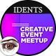 Creative Event Meetup Ident - VideoHive Item for Sale