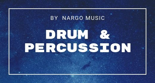 22 Drum & Percussion by NargoMusic