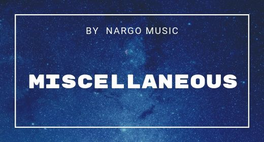 37 Miscellaneous by NargoMusic