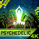 Psychedelic Fractals Logo - VideoHive Item for Sale