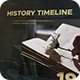 History Timeline Promo - VideoHive Item for Sale