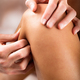 Knee Pain Osteopathy Treatment - PhotoDune Item for Sale