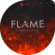 FLAME Cinematic Titles - VideoHive Item for Sale