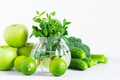 Ingredients for green smoothies  - PhotoDune Item for Sale
