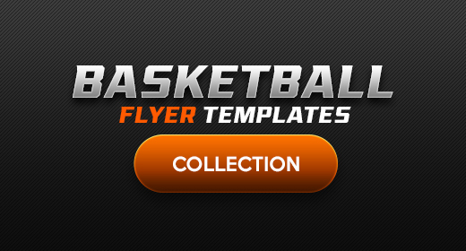 Basketball Flyer Template Collection