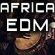 Summer Latin Electronic Dance with African Drums