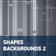 Shapes Backgrounds V2 - VideoHive Item for Sale