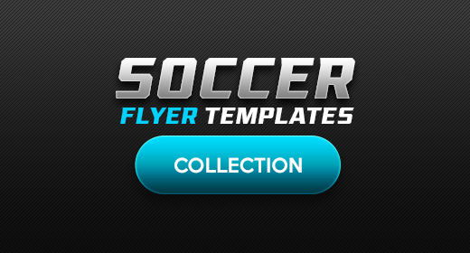 Soccer Flyer Template Collection