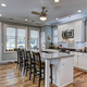 Beautiful kitchen interior with white cabinets. - PhotoDune Item for Sale