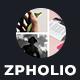 Zpholio - Creative Portfolio