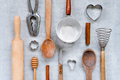 Kitchen Utensils on the Table - PhotoDune Item for Sale