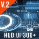 HUD UI Pack 300+ - VideoHive Item for Sale