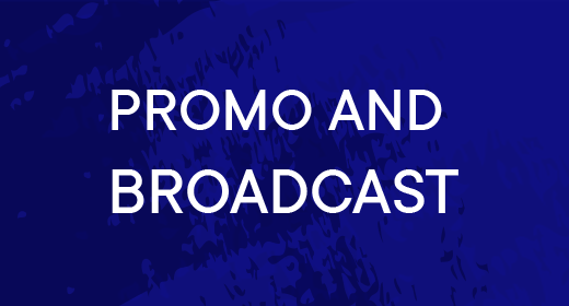 Promo and Broadcast Packs