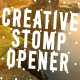 Creative Stomp Opener - VideoHive Item for Sale