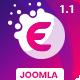 Exhibz - Responsive Event Joomla Template