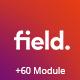Field - Multipurpose Responsive