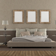 Elegant master bedroom in classic style - PhotoDune Item for Sale