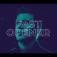 Clean Fast Slide Opener - VideoHive Item for Sale