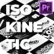 Isokinetic - Titles And Typography