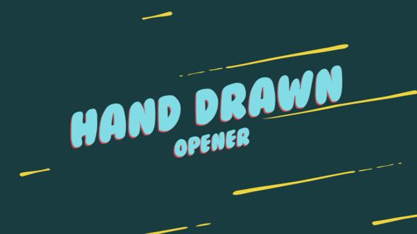 Hand Drawn Opener