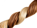 Blond and red hair braid - PhotoDune Item for Sale