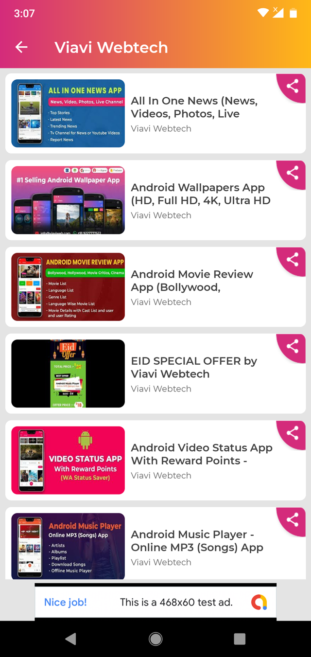 Android YouTube Channel App (Youtubers, YT Channels, YT Videos) with Admob  Ads