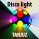 Disco Ball Light - VideoHive Item for Sale