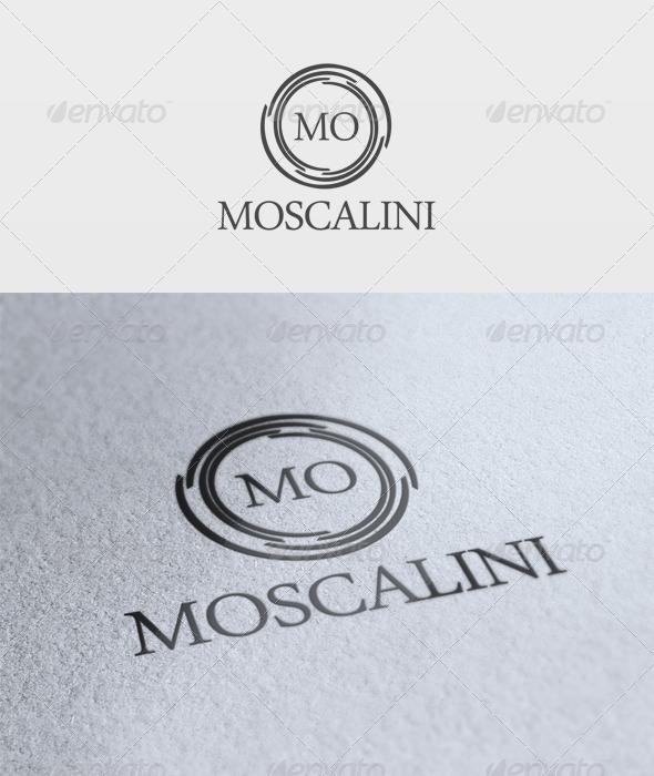 Moscalini Logo - Letters Logo Templates