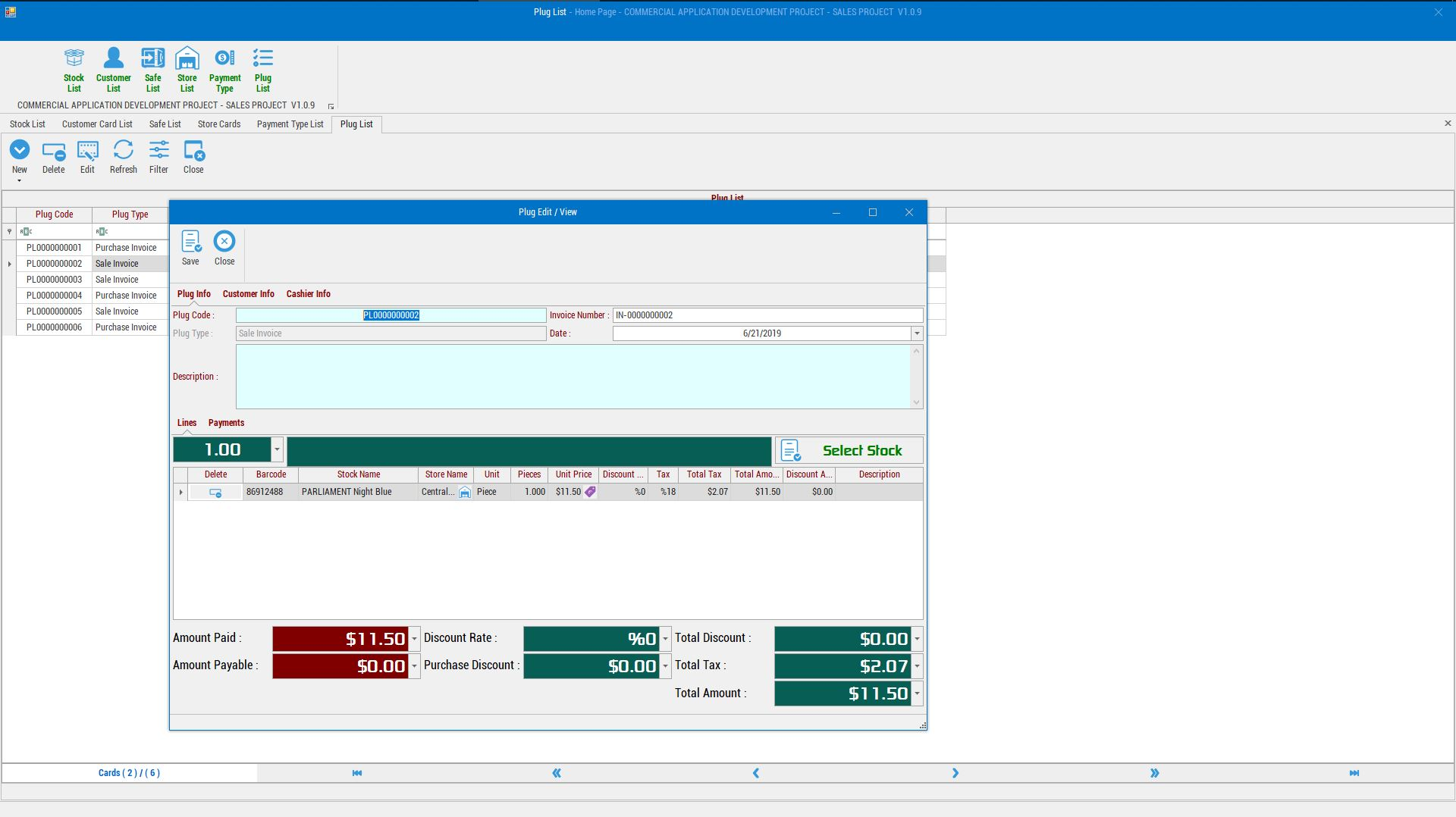 Point of Sale (POS) - Develop Commercial Automations with Entity Framework,  Devexpress and C#