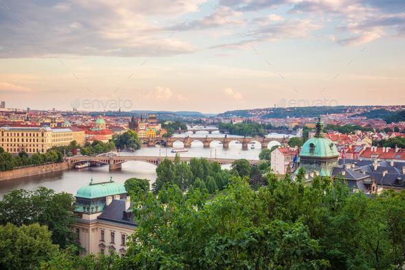 Prague - Stock Photo - Images
